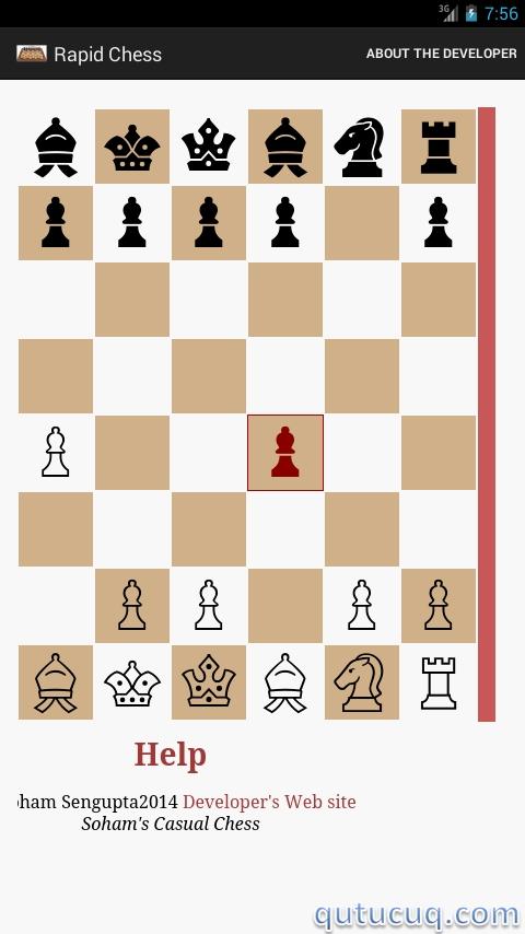 Rapid Chess Yüklə ekran görüntüsü
