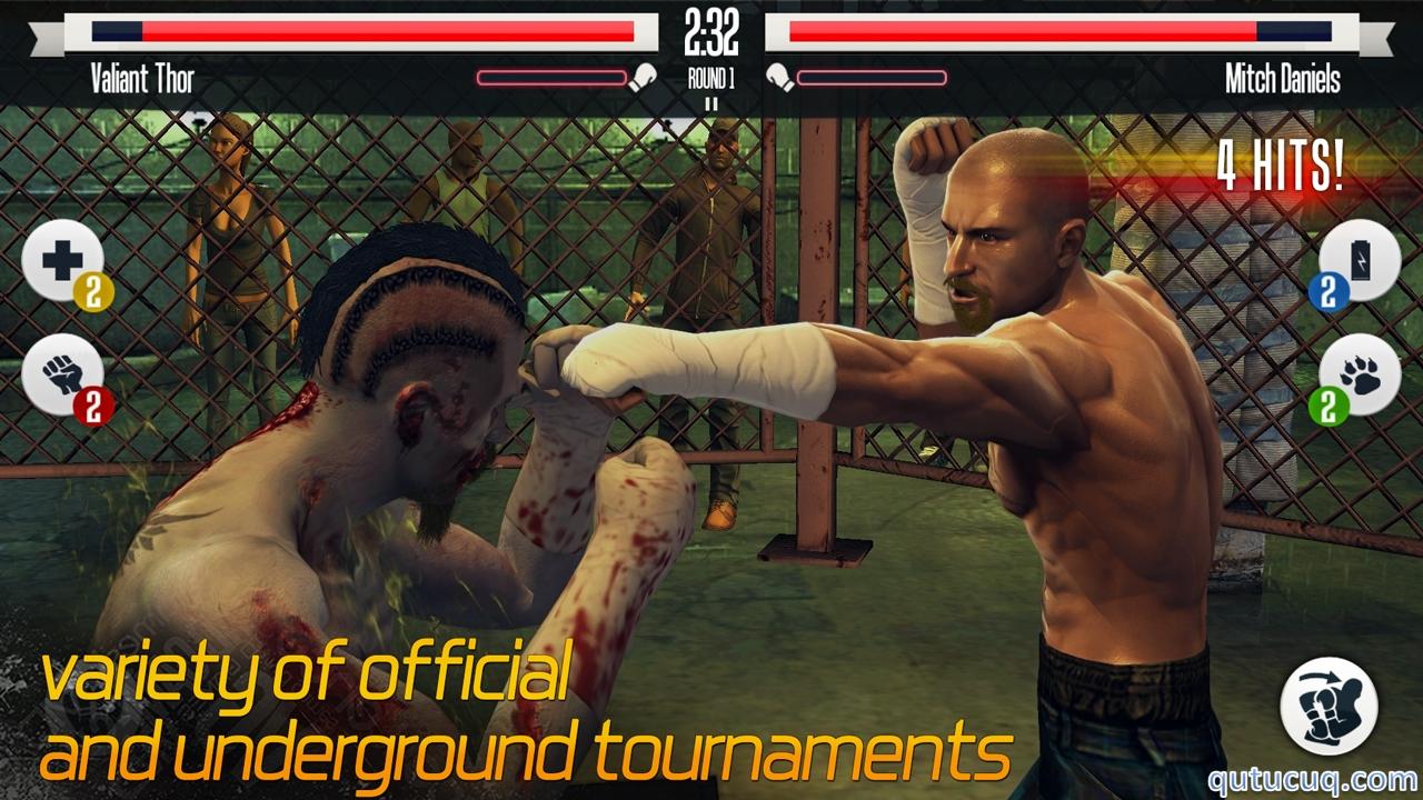 Real Boxing ekran görüntüsü
