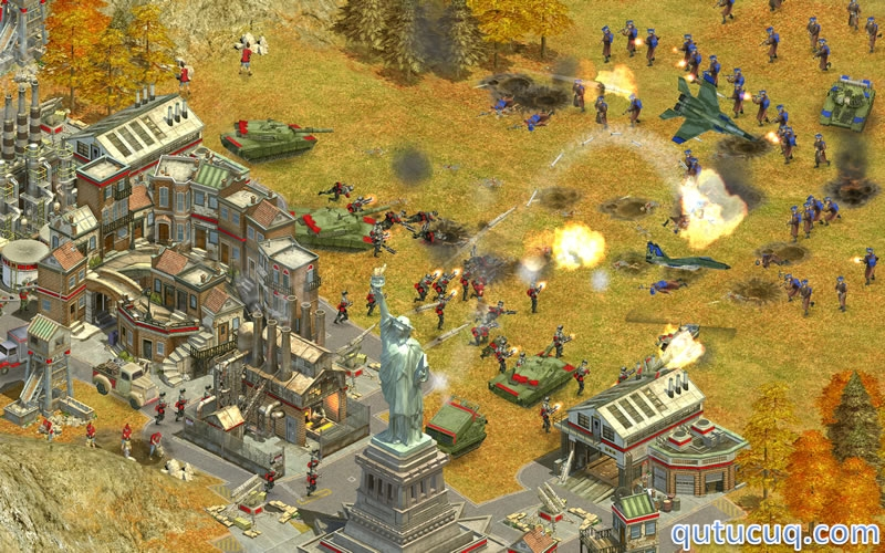 Rise of Nations: Thrones & Patriots ekran görüntüsü