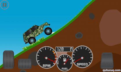Russian Lada Niva: Steep Hills ekran görüntüsü