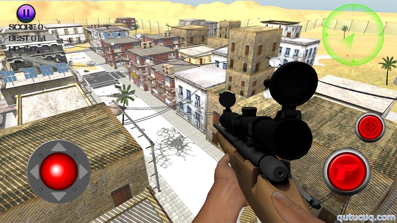 SWAT Sniper Anti-terrorist ekran görüntüsü