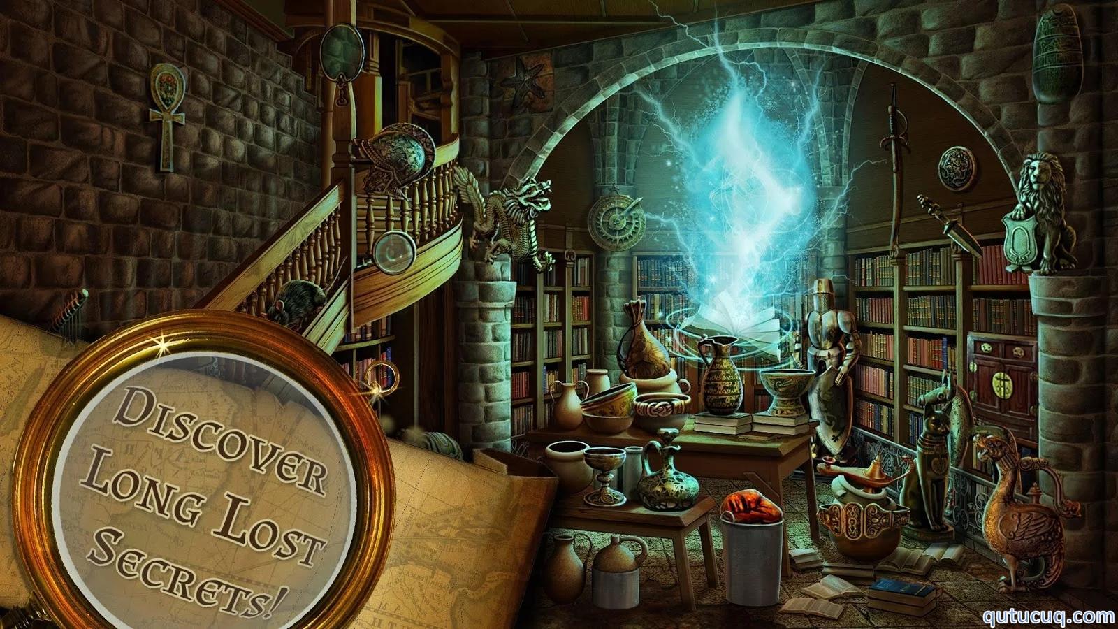 Secret Passages ekran görüntüsü