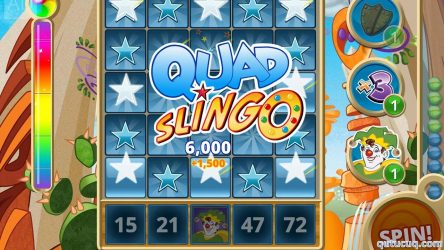 Slingo Adventure ekran görüntüsü