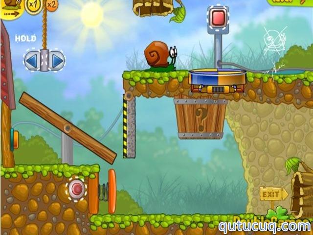 Snail Bob 3 ekran görüntüsü