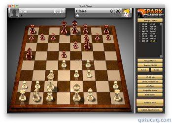 Spark Chess ekran görüntüsü