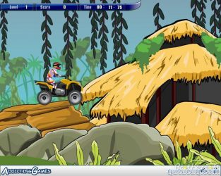 Stunt Dirt Bike 2 ekran görüntüsü