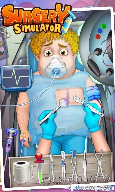 Surgery Simulator ekran görüntüsü