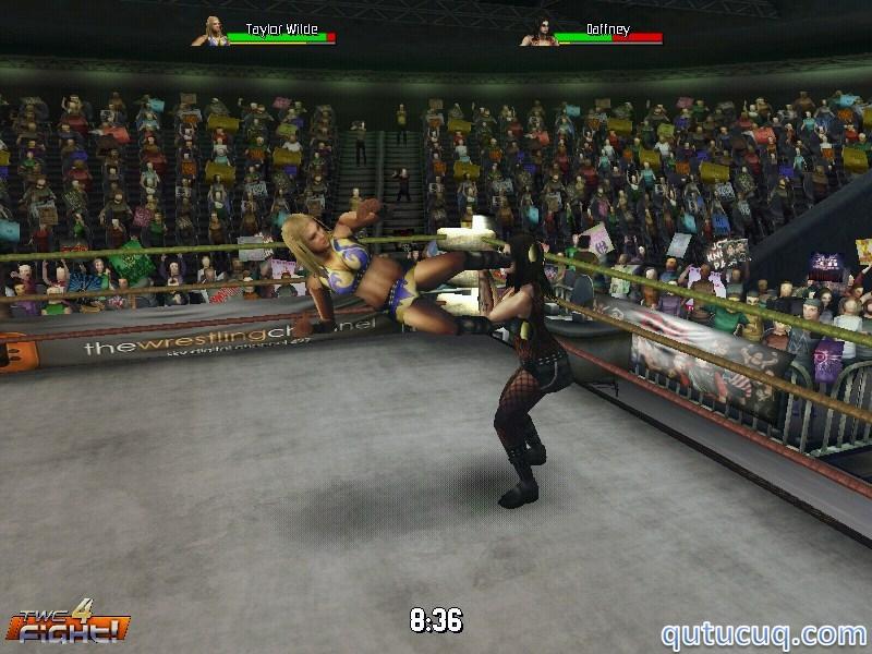 The Wrestling Channel 4: Fight ekran görüntüsü