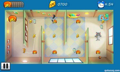 Tom & Jerry: Mouse Maze ekran görüntüsü