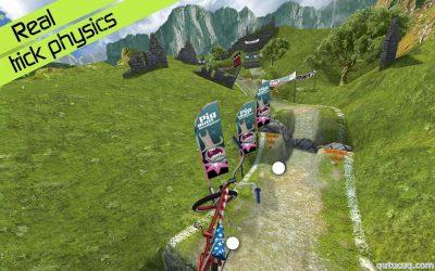 Touchgrind BMX ekran görüntüsü