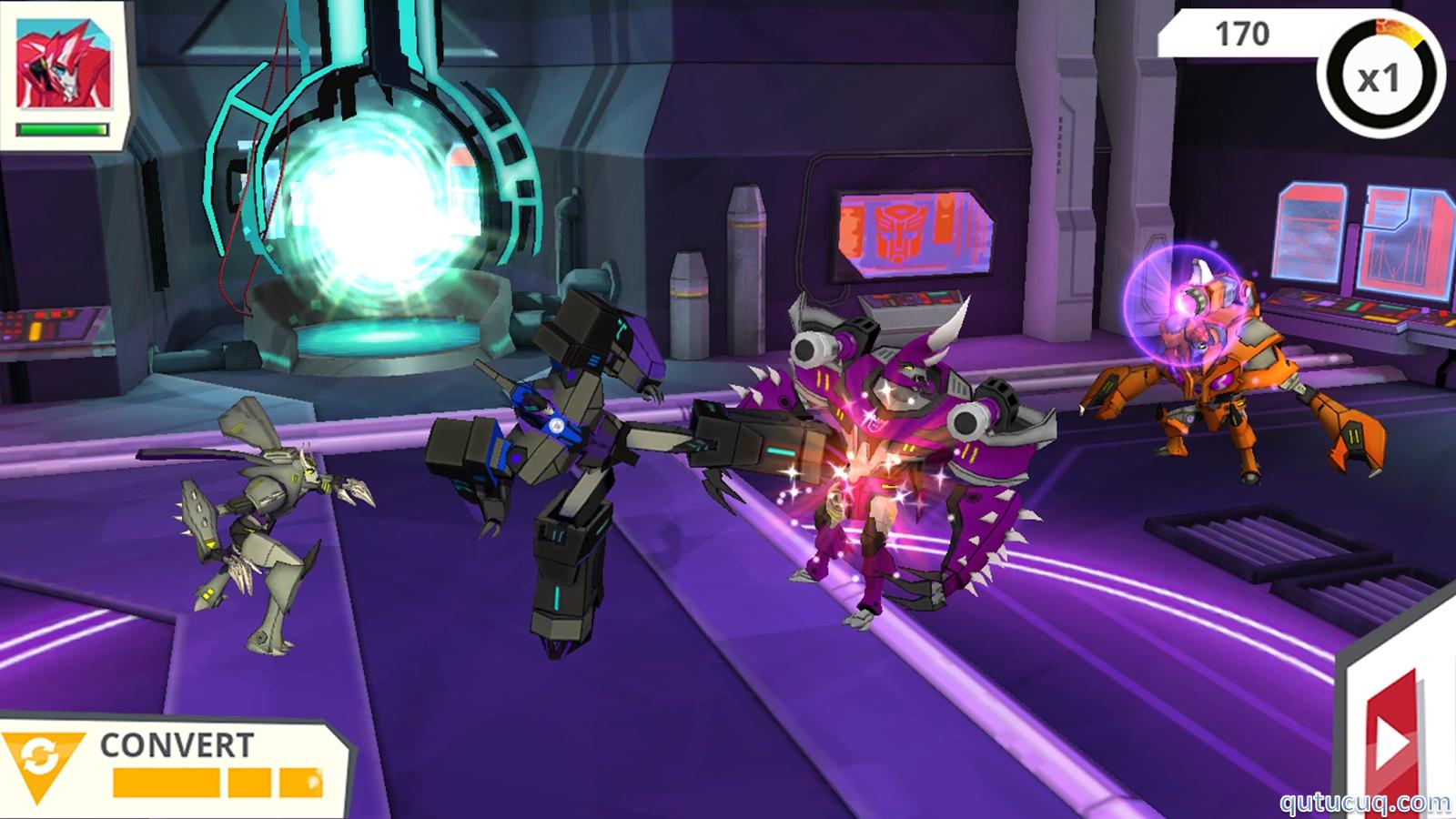 Transformers: RobotsInDisguise ekran görüntüsü