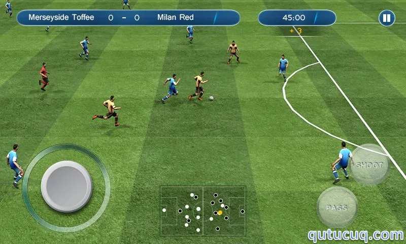 Ultimate Soccer – Football ekran görüntüsü