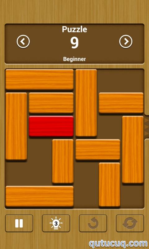 Unblock Me ekran görüntüsü