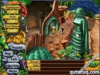 Virtual Villagers 3: The Secret City ekran görüntüsü