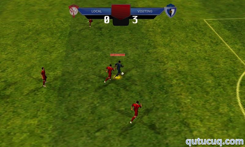 World Soccer Games 2014 Cup ekran görüntüsü