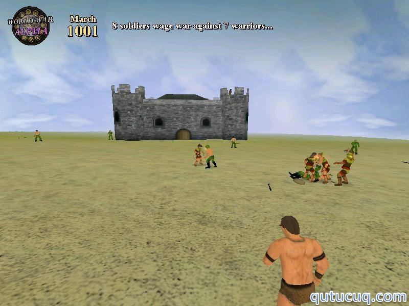 World War Alpha ekran görüntüsü
