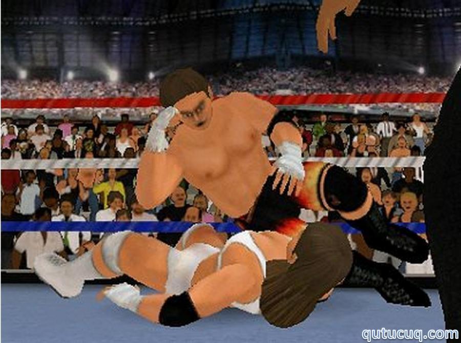 Wrestling MPire 2008: Career Edition ekran görüntüsü