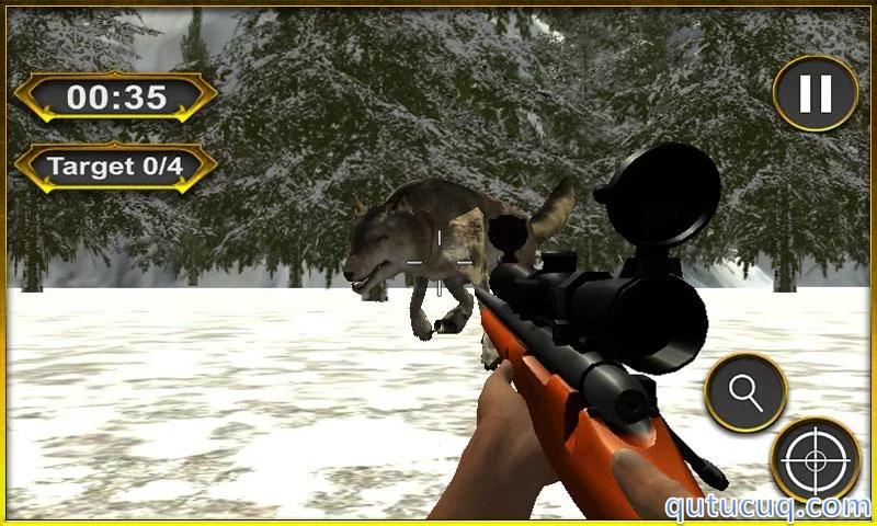 Hunting Jungle Animals ekran görüntüsü
