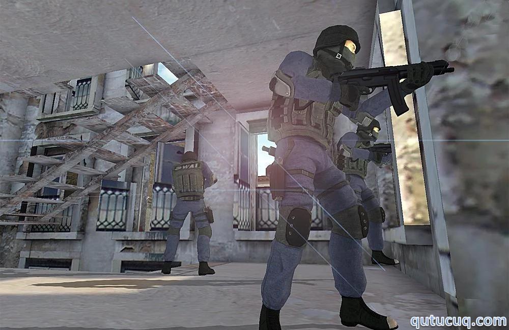 Swat sniper Simulation ekran görüntüsü