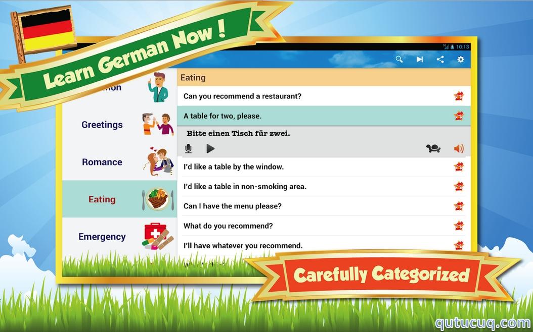 Almanca Öyrənmək Yüklə ekran görüntüsü