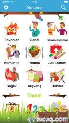 Almanca Öyrənmək ekran görüntüsü