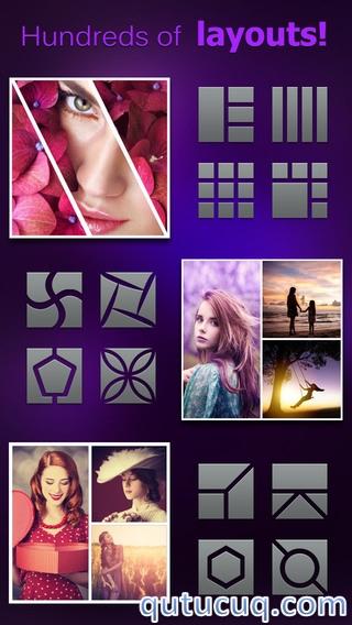 Photo Collage Maker Şəkil Birləşdirmək ekran görüntüsü
