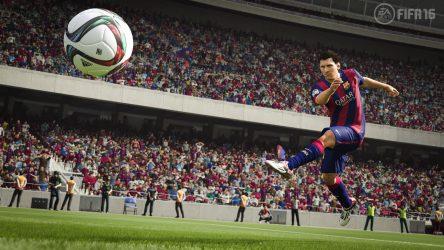 FIFA 16 ekran görüntüsü