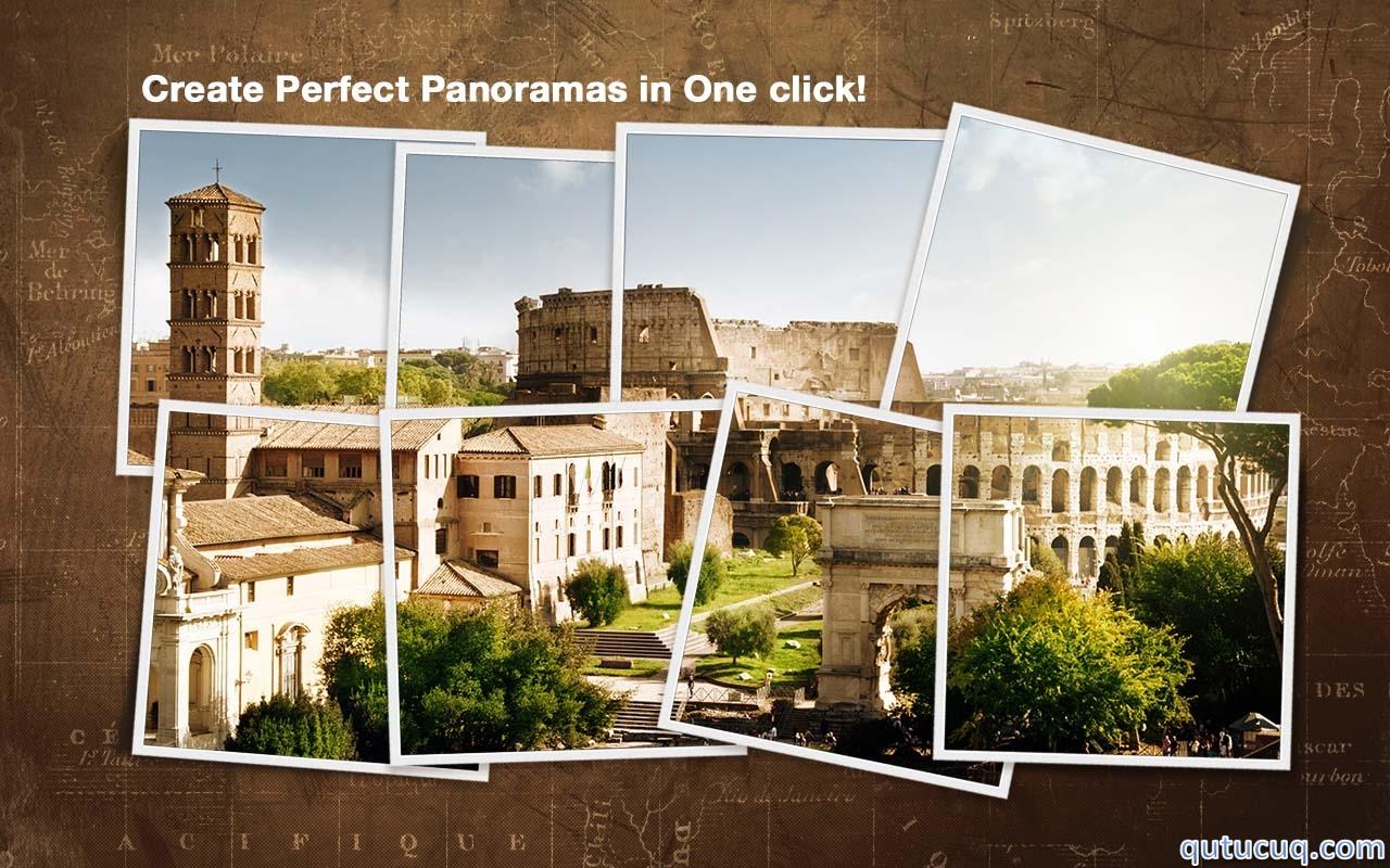 PhotoStitcher Şəkil Birləşdirmək ekran görüntüsü