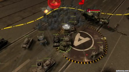 Battleline: Steel Warfare ekran görüntüsü