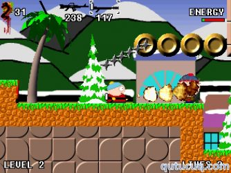 Cartman's Authoritah ekran görüntüsü