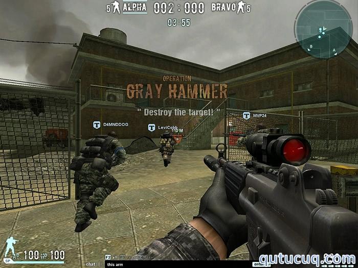 Combat Arms ekran görüntüsü