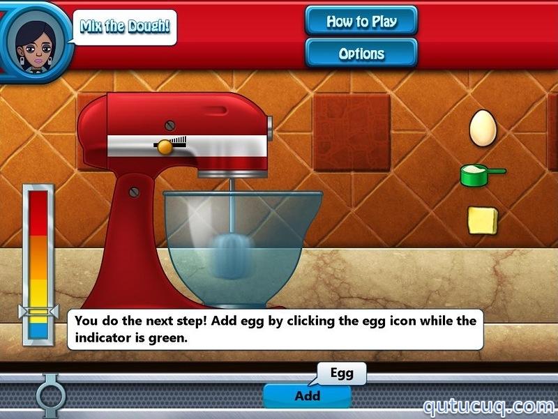 Cooking Academy 3 ekran görüntüsü