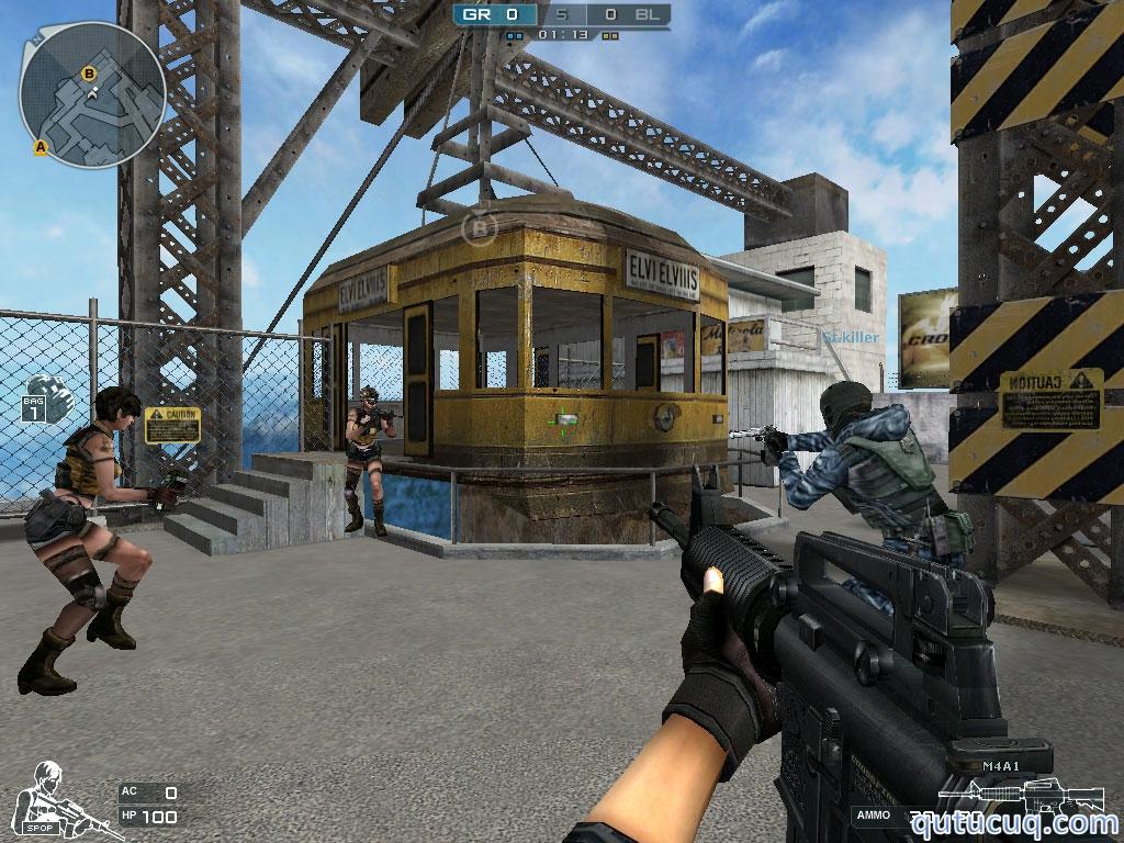 Cross Fire ekran görüntüsü