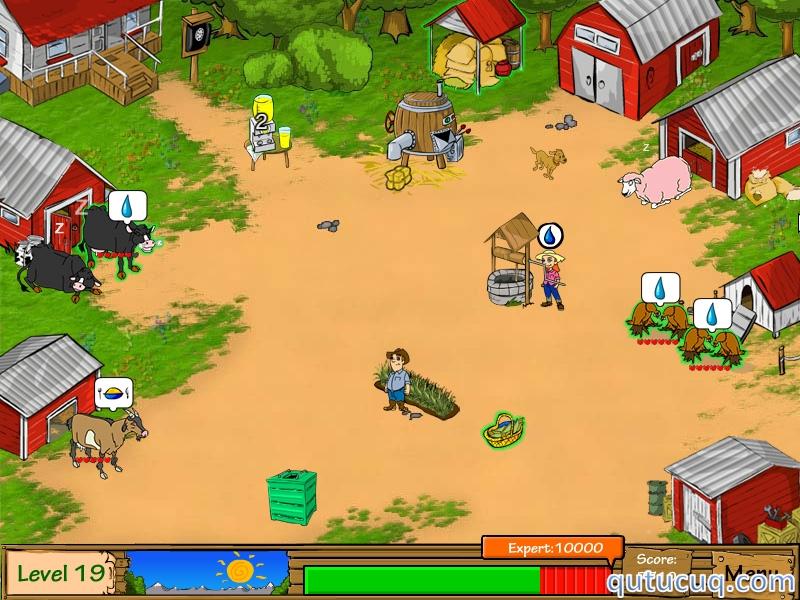 Dairy Dash ekran görüntüsü