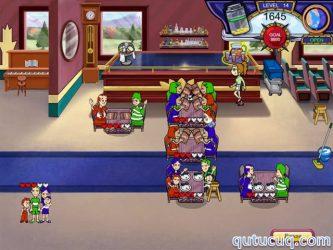 Diner Dash Flo On The Go ekran görüntüsü