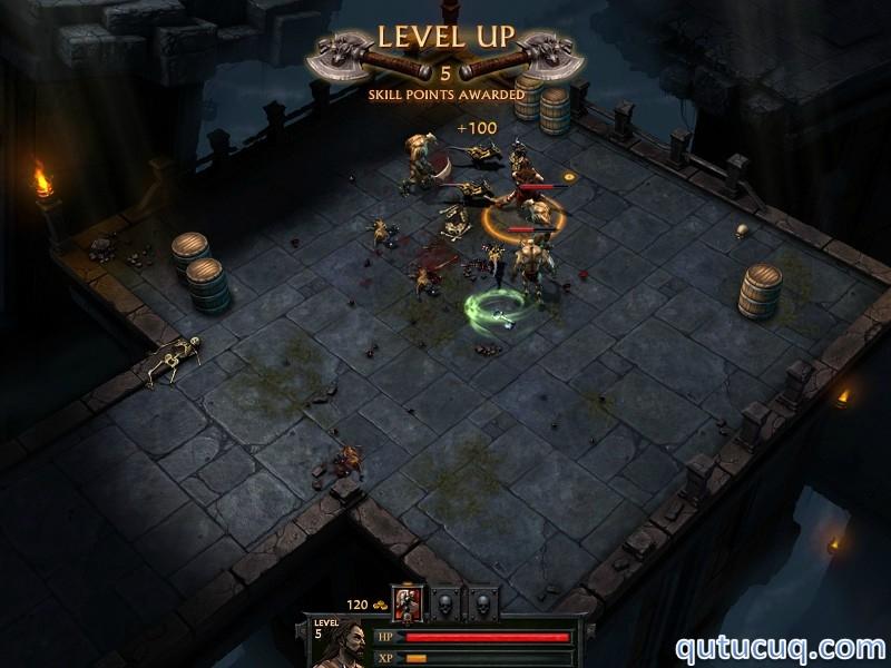 Dungeon King ekran görüntüsü