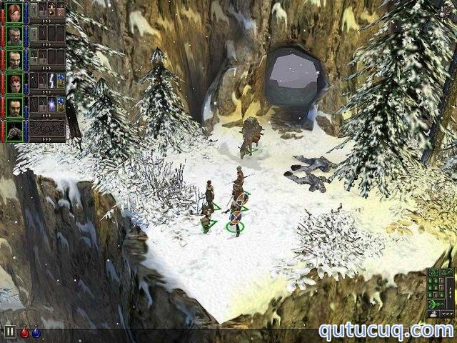 Dungeon Siege Demo ekran görüntüsü