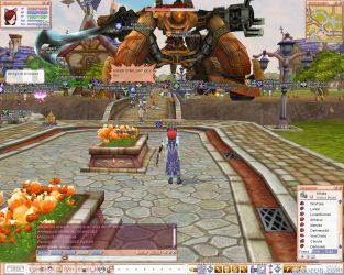 Flyff ekran görüntüsü