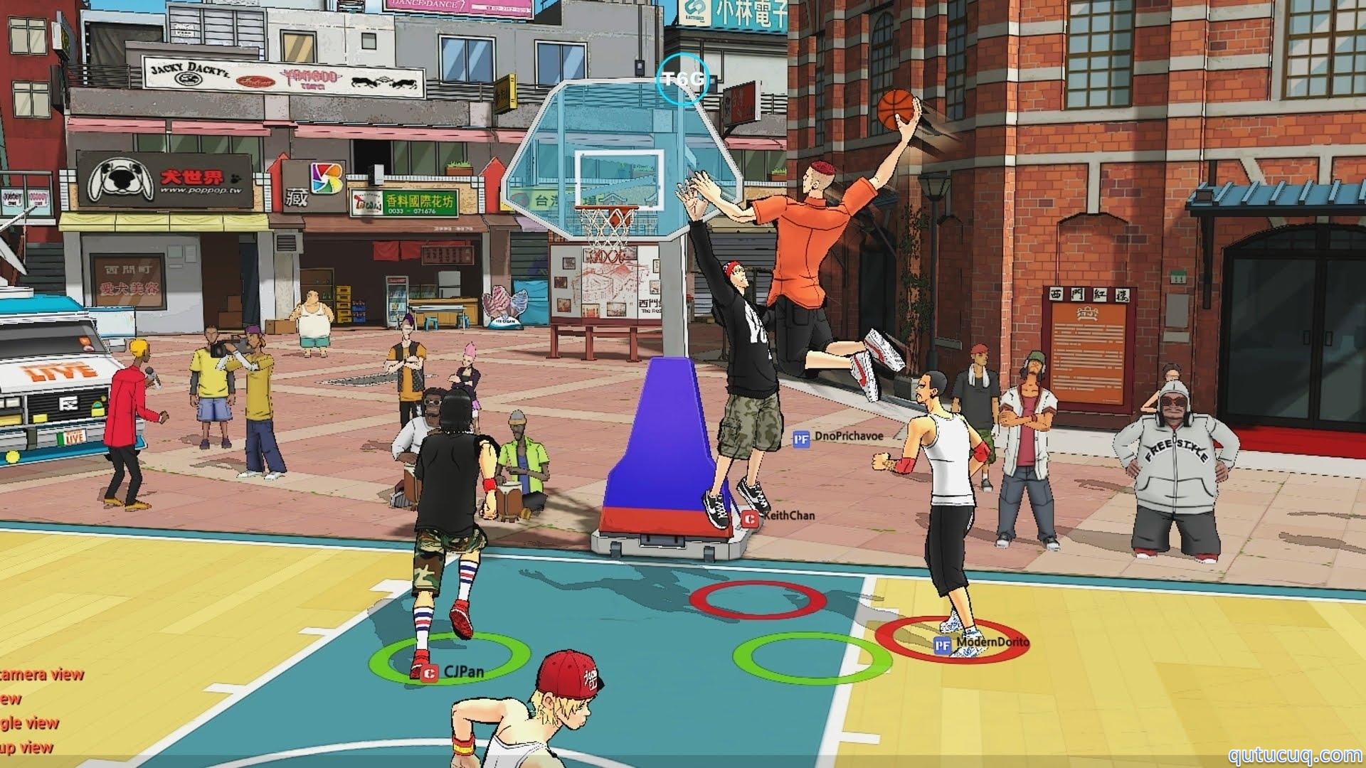 FreeStyle2 Street Basketball ekran görüntüsü
