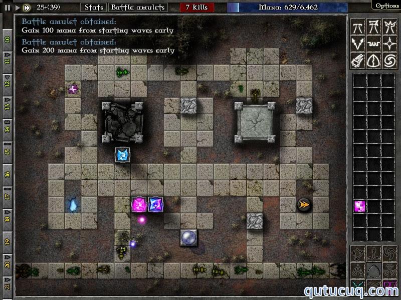 Gemcraft Labyrinth Yüklə ekran görüntüsü