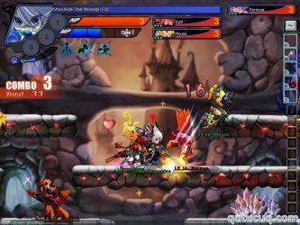 Grand Chase ekran görüntüsü