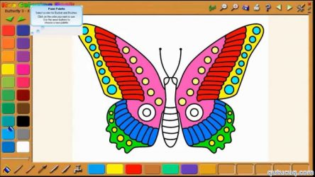 Kea Coloring Book ekran görüntüsü