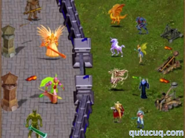 King-war Online ekran görüntüsü