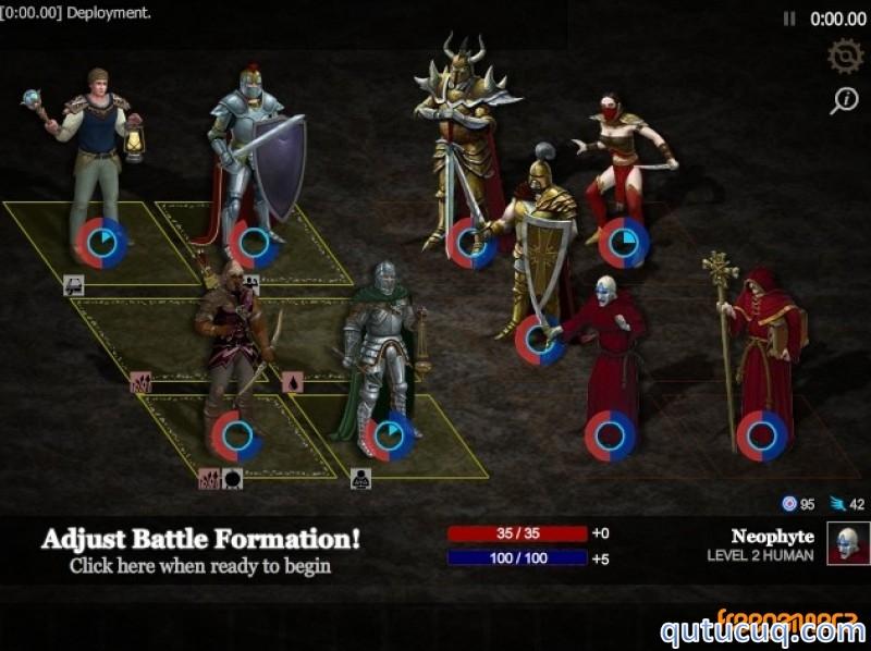 Monsters Den Chronicles ekran görüntüsü