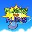 Plants vs Aliens logo