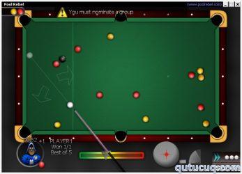 Pool Rebel ekran görüntüsü