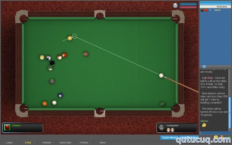 Poolians 2D ekran görüntüsü