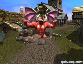 RuneScape ekran görüntüsü