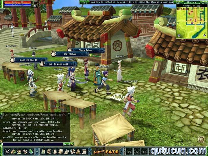 Scions of Fate Yüklə ekran görüntüsü