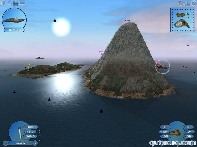 Scorched3D Yüklə ekran görüntüsü